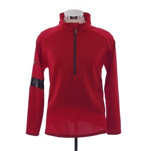 Iliac Golf Half Zip Pullover Long Sleeve Shirt